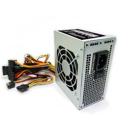Блок питания ATX 300W HIPER HP-300SFX (SFX, 300W, Passive PFC, 80mm fan, without power cord) OEM