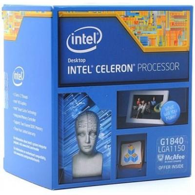 Socket1150 Intel Celeron G1840(2.8G) Box
