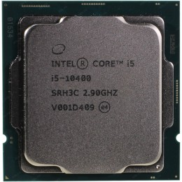 INTEL Core i5-10400 / 2.90-4.30 GHz, 6 cores, 12 threads, 12MB, UHD 630, 65W, LGA1200, 14nm, Comet Lake / CM8070104290715