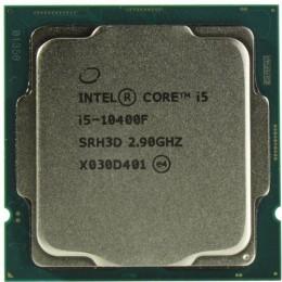 INTEL Core i5-10400F / 2.90-4.30 GHz, 6 cores, 12 threads, 12MB, 65W, LGA1200, 14nm, Comet Lake / CM8070104290716