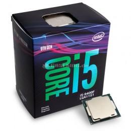 Процессор INTEL Core i5-9400F Coffee Lake BOX {2.9-4.1 GHz, 6 cores, 6 threads, 9MB cache, 65W TDP, 65W TSS, LGA1151, Coffee Lake}
